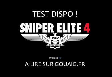 [Test] Sniper Elite 4:  Un jeu enfin arrivé à maturité?