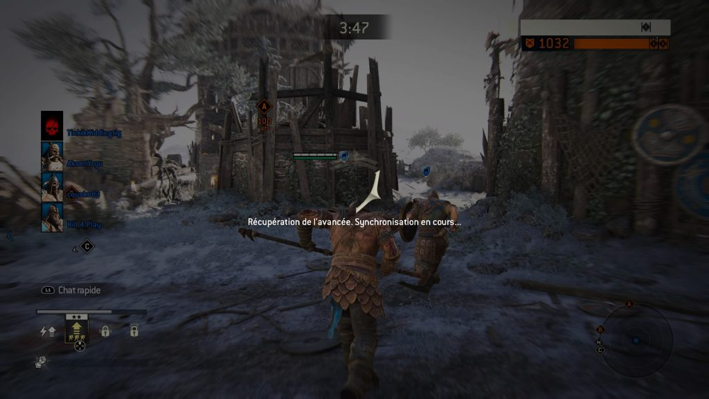 Test For Honor