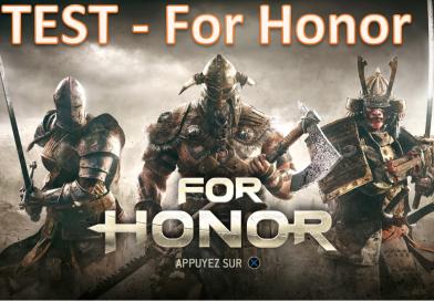 [Test] For Honor – La nouvelle licence d'Ubisoft qui tranche !