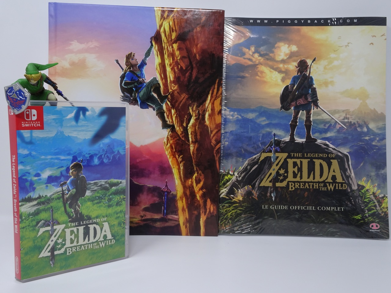 guide zelda collector et normal