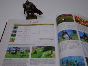 guide officiel Zelda
