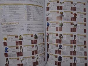 guide officiel Zelda