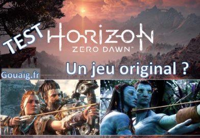 [Test] Horizon Zero Dawn : Un jeu vraiment original ?
