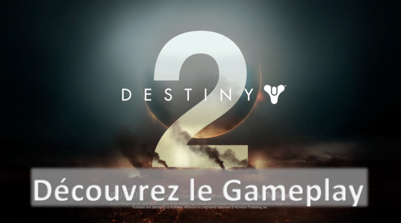 gameplay Destiny 2