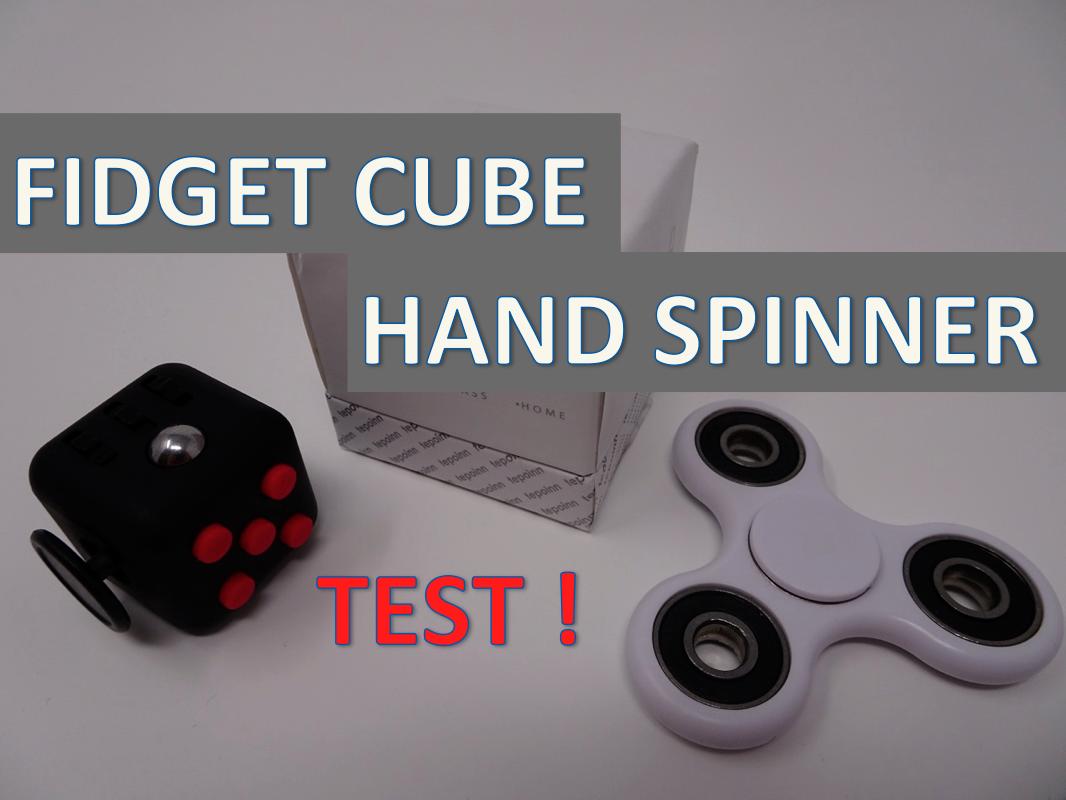 Hand Spinner Test
