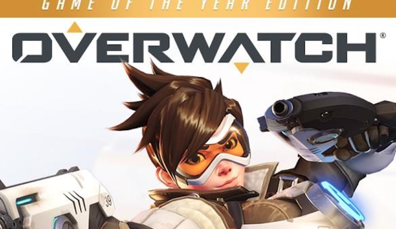 Overwatch Game of the Year