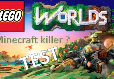 [Test] LEGO Worlds – Le nouveau roi des jeux de construction ?