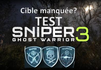 [Test] Sniper Ghost Warrior 3– Un tir qui manque sa cible ?