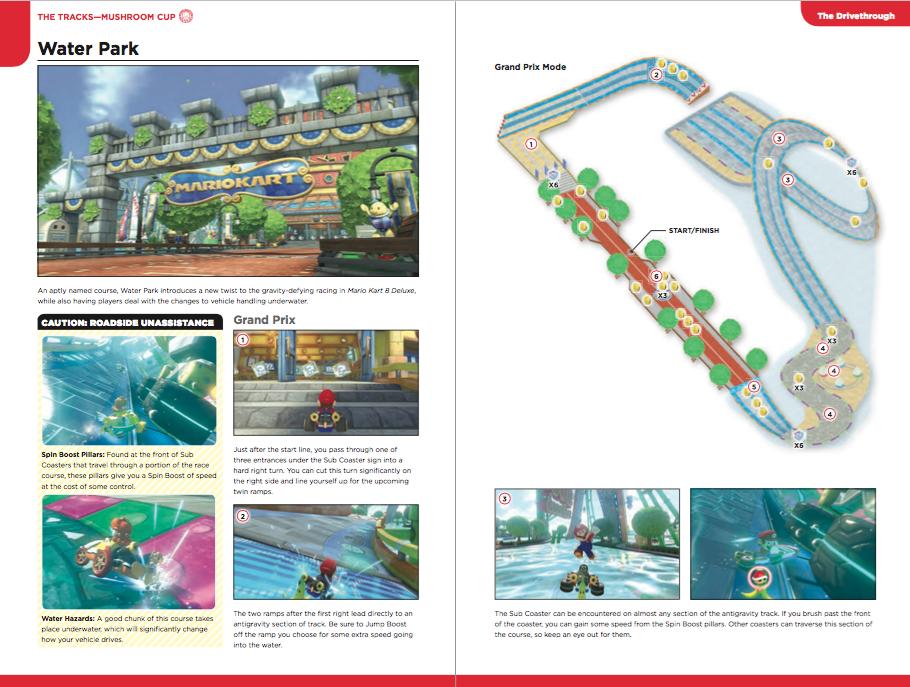 Guide Mario Kart 8
