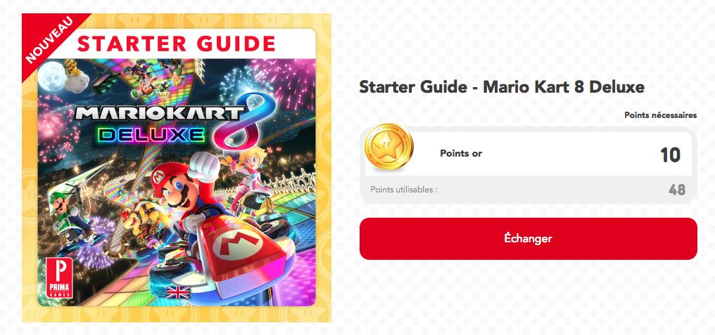 Guide Mario Kart 8 Deluxe