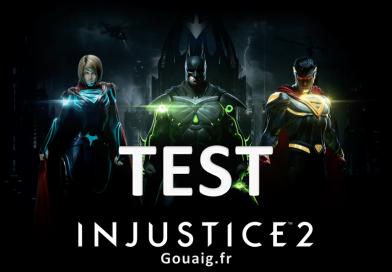 [Test] Injustice 2 : Le retour des super Héros ?