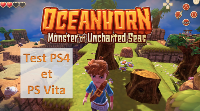 Test Oceanhorn