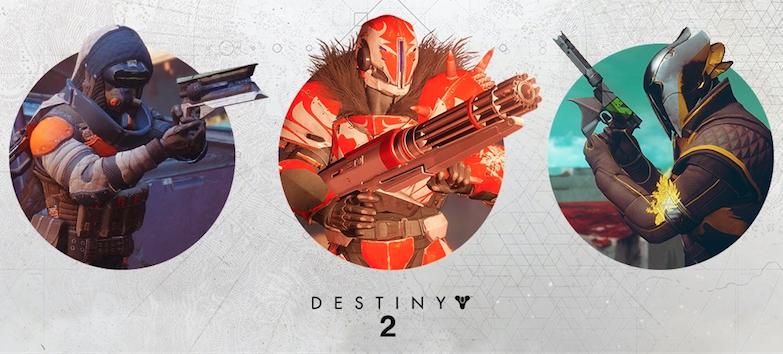 infos Destiny 2