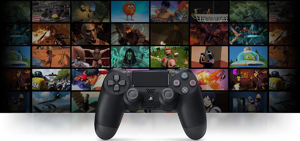 jeux PS3 PS4 jouables sur PC