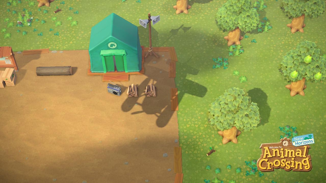 Animal Crossing New Horizons Saturn